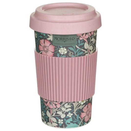 Pink Compton Large Travel Mug