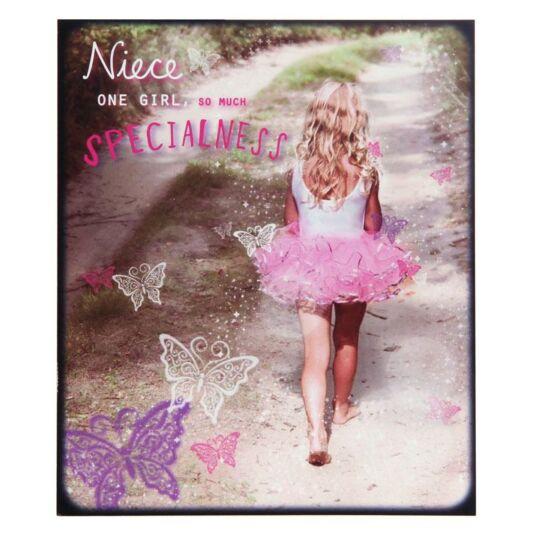 Paperlink Happy Days Niece Birthday Card