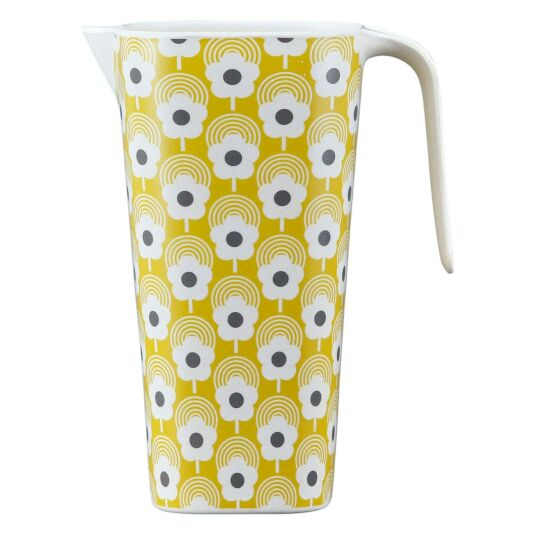 Lollipop Flower Corn Bamboo Jug