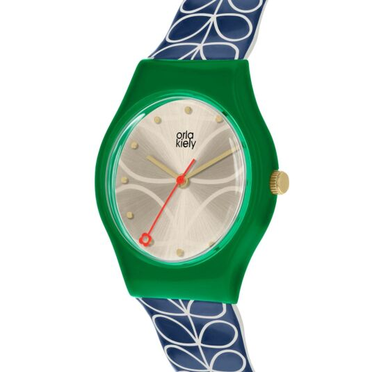 Green Bobby Watch