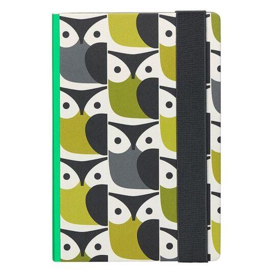 Owl A5 Hardback Notebook