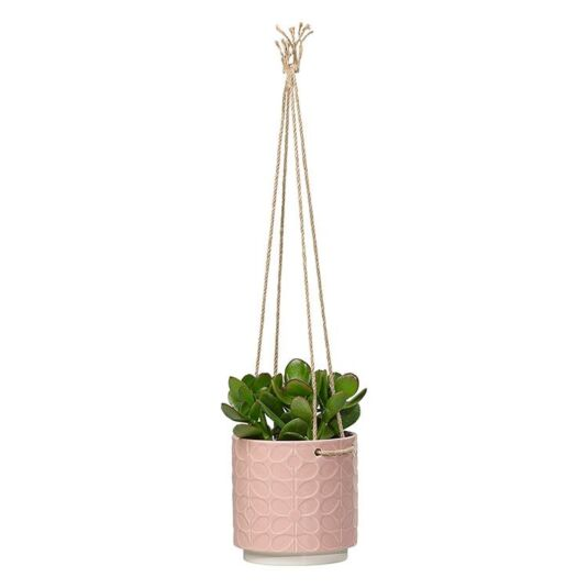 Sixties Stem Medium Ceramic Hanging Pot