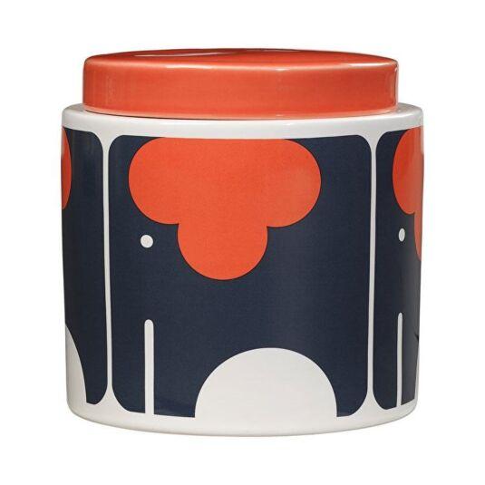 Ela Elephant Storage Jar