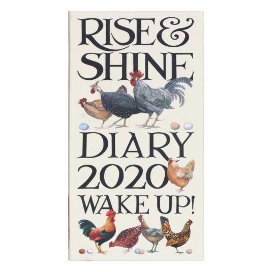 Rise & Shine 2020 Slim Diary