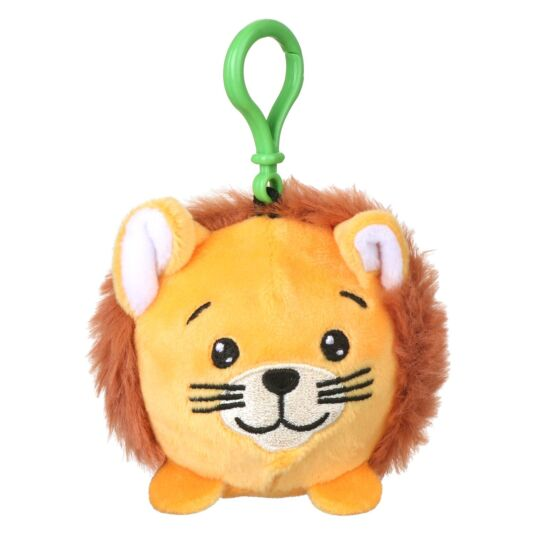 Squishimi Scented Lion Key Clip