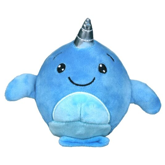 Squishimi Scented Narwhal