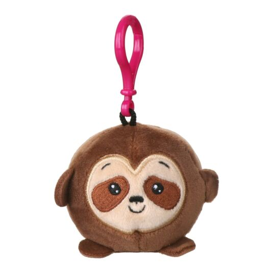 Squishimi Scented Sloth Key Clip