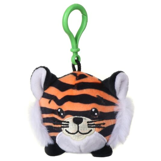Squishimi Scented Tiger Key Clip