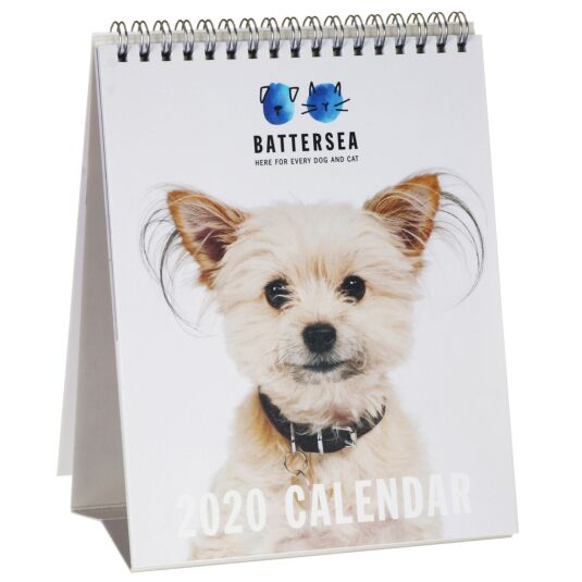 Battersea 2020 Desk Calendar