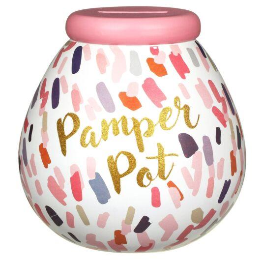 Pamper Pot – Lipstick Smudge Money Pot