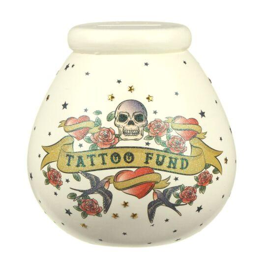 Tattoo Money Pot