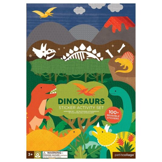 Sticker Activity Set – Dinosaurs