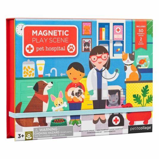 Magnetic Play Scene – Pet Hospital