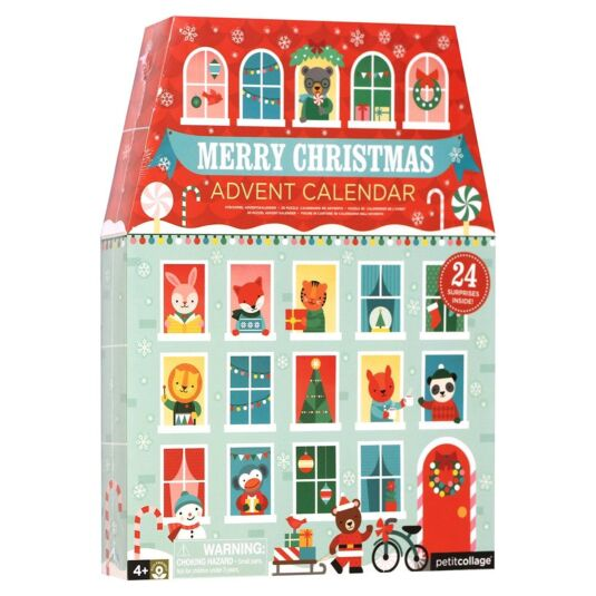 Merry Christmas Advent Calendar