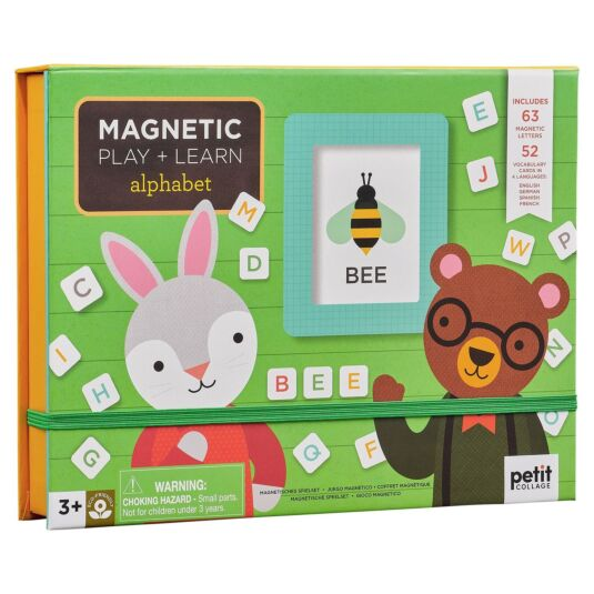 Magnetic Play & Learn - Alphabet