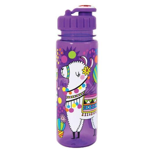 Llama Party Water Bottle