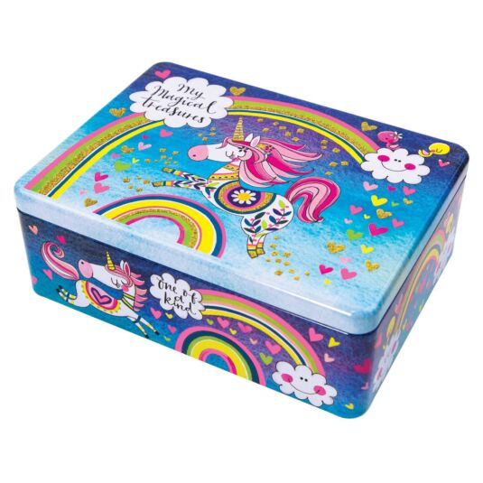 My Magical Treasure Unicorn Box