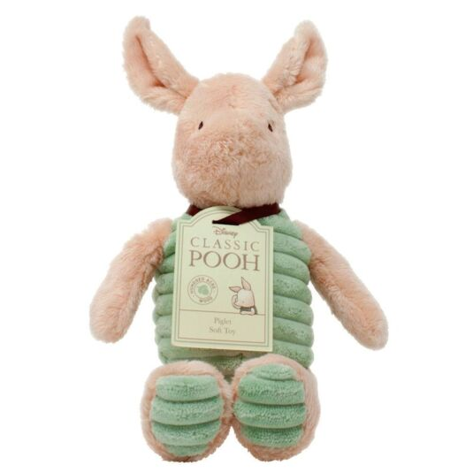 Hundred Acre Woods Piglet Soft Toy