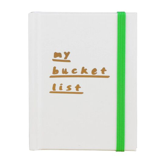 'My Bucket List' Password Book
