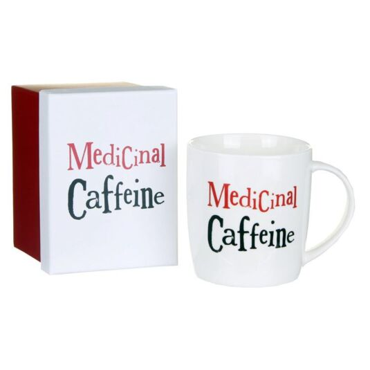 Medicinal Caffeine Mug