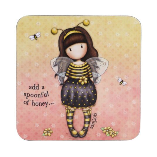 Bee-Loved Coaster