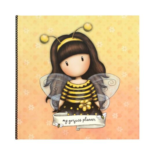 Bee-Loved Boxed Planner Set