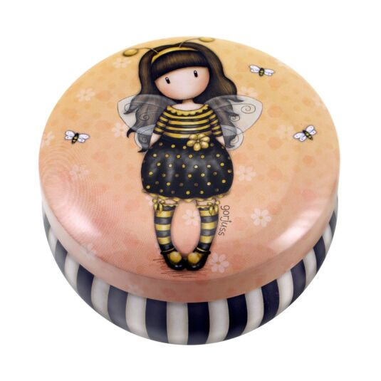 Bee-Loved Trinket Tin