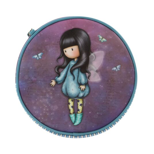Bubble Fairy Round Shoulder Bag
