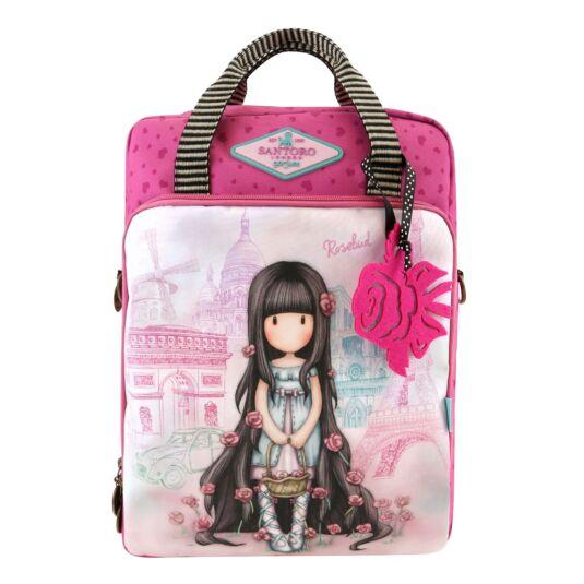 Cityscape Rosebud Backpack Shoulder Bag