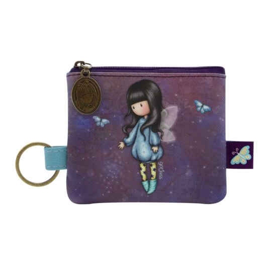Bubble Fairy Zip Purse