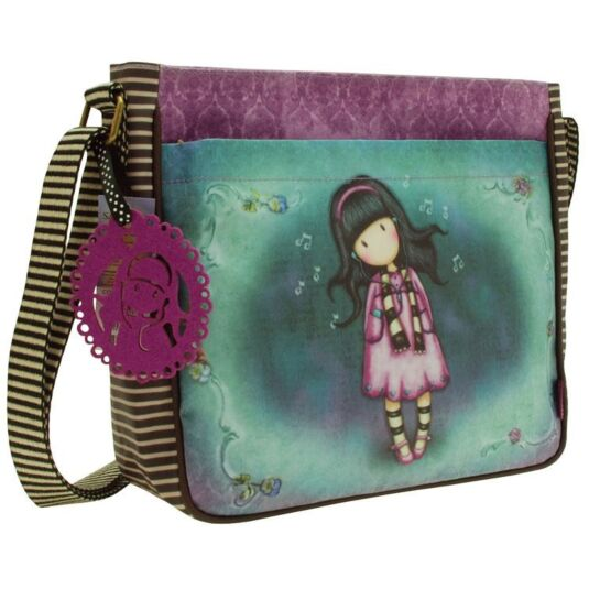Little Song Coated Cross Body Bag