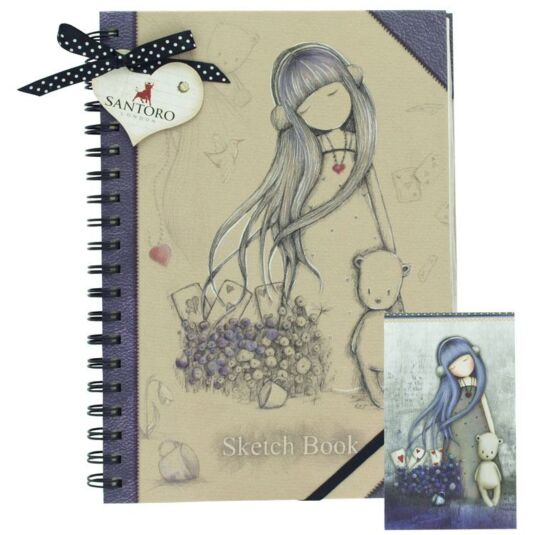 Dear Alice Hardcover Sketchbook