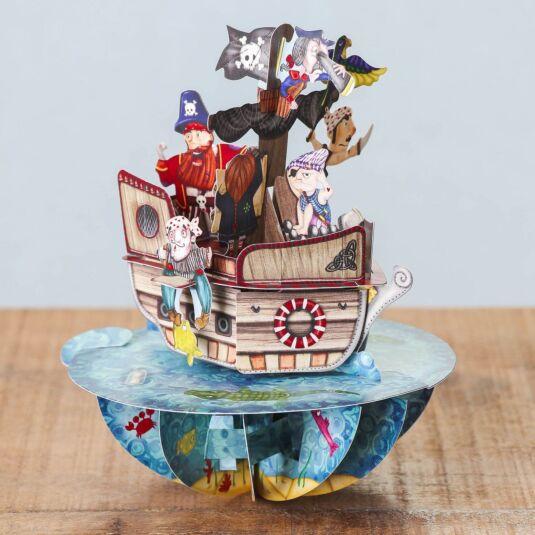 Pirouettes Card – Ship