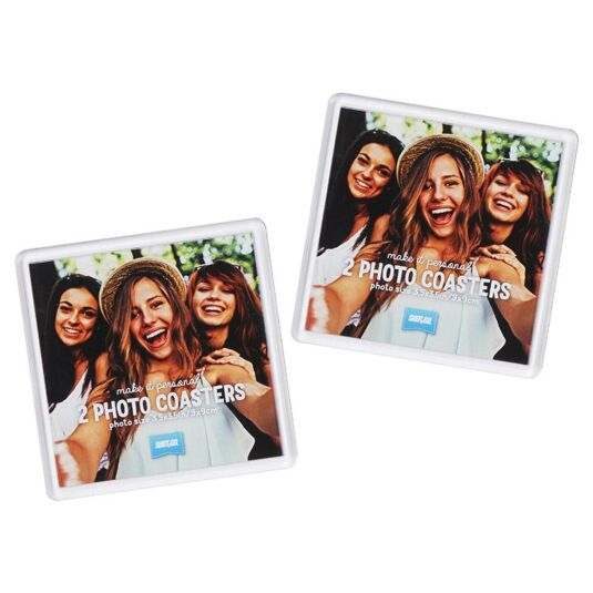 Personalisable Photo Coasters
