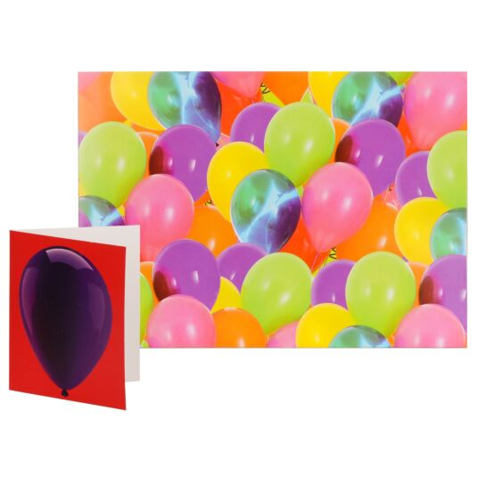Simon Elvin Balloons Gift Wrap