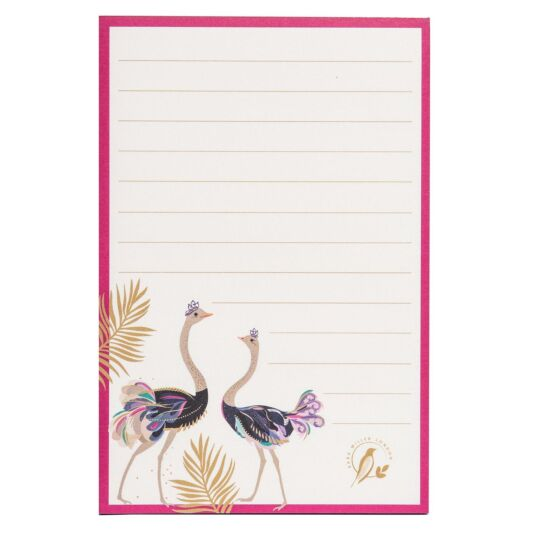 Ostrich Magnetic Jotter Pad