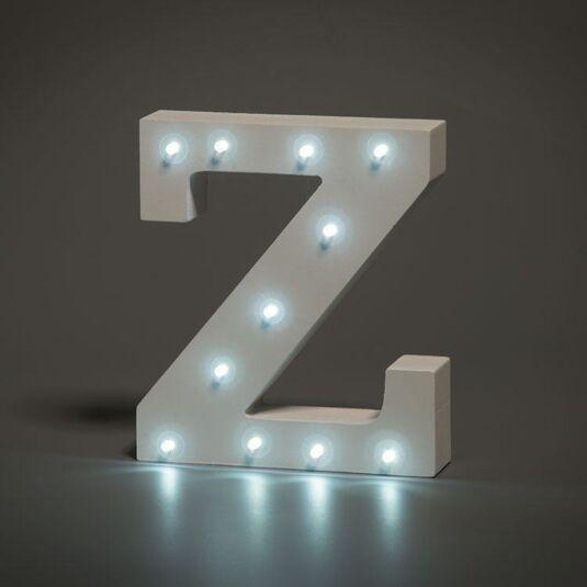 LED Alphabet Letter - Z
