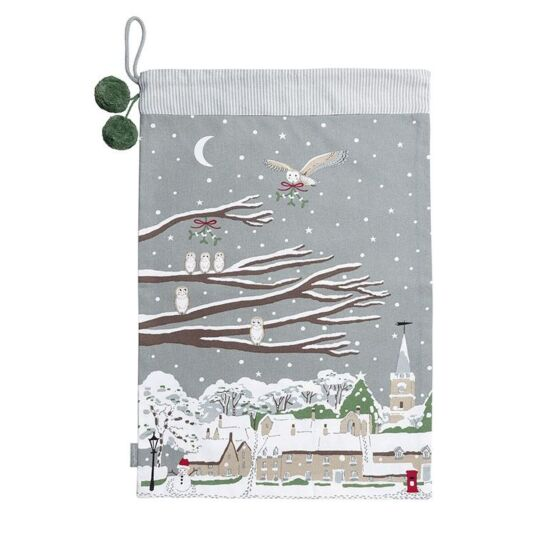 Night Owl Christmas Sack