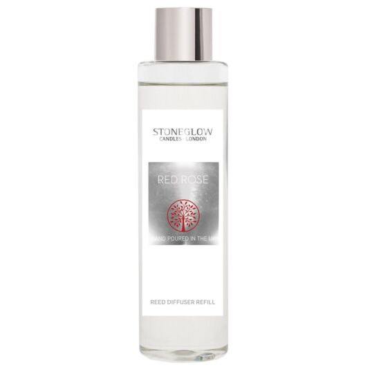 Red Rose Nature's Gift Reed Diffuser Refill