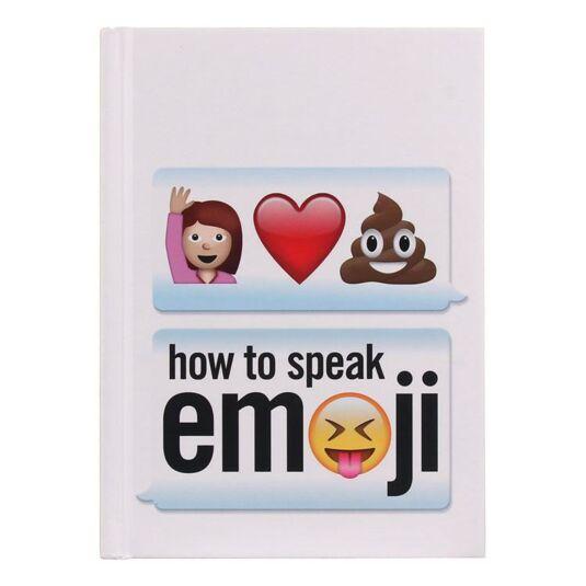 How To Speak Emoji HardbackBook