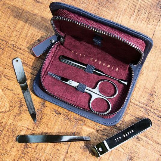 Blue Cadet Manicure Kit