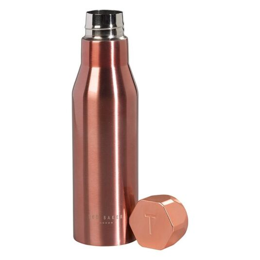 Rose-Gold Water Bottle
