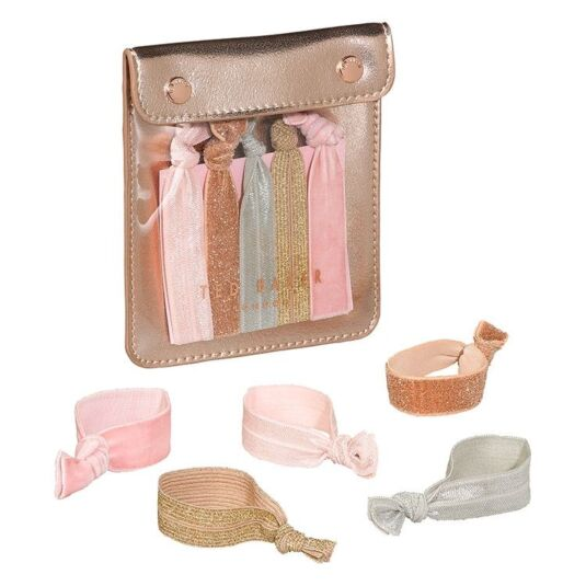 Hair Ribbons in Pouch