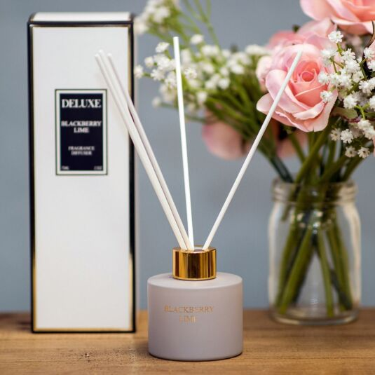 Deluxe Blackberry Lime Reed Diffuser
