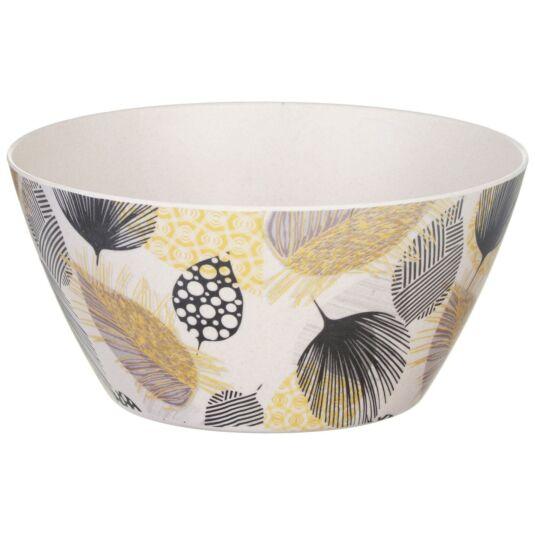 Bamboo Fibre Leaf Bowl