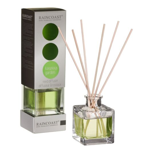 Raincoast Luxurious Garden Reed Diffuser
