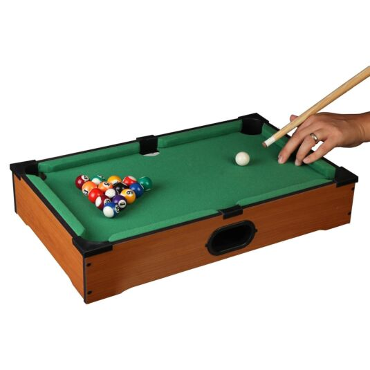 Pool Table Top Game