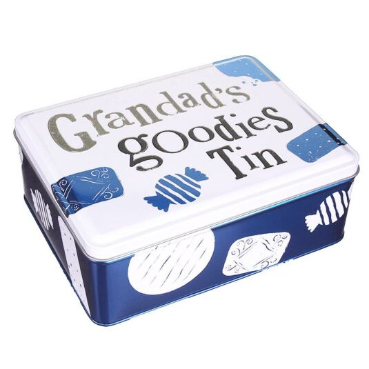 'Grandad's Goodies' Tin