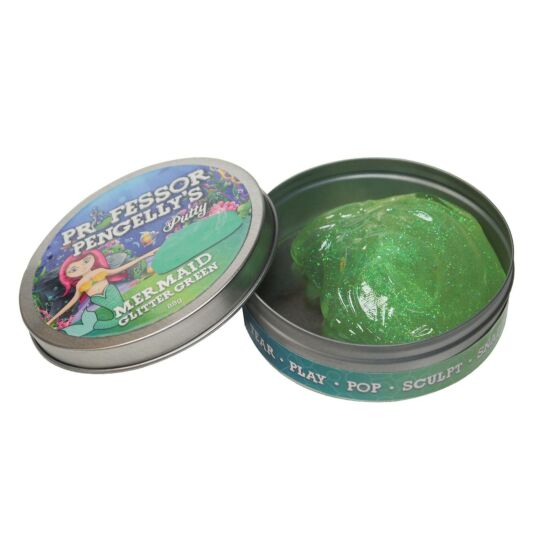 Professor Pengelly's Mermaid Glitter Putty