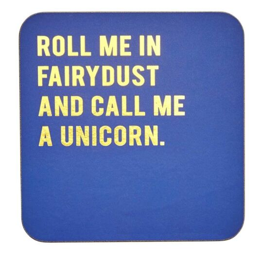 Cloud Nine 'Call Me a Unicorn' Coaster